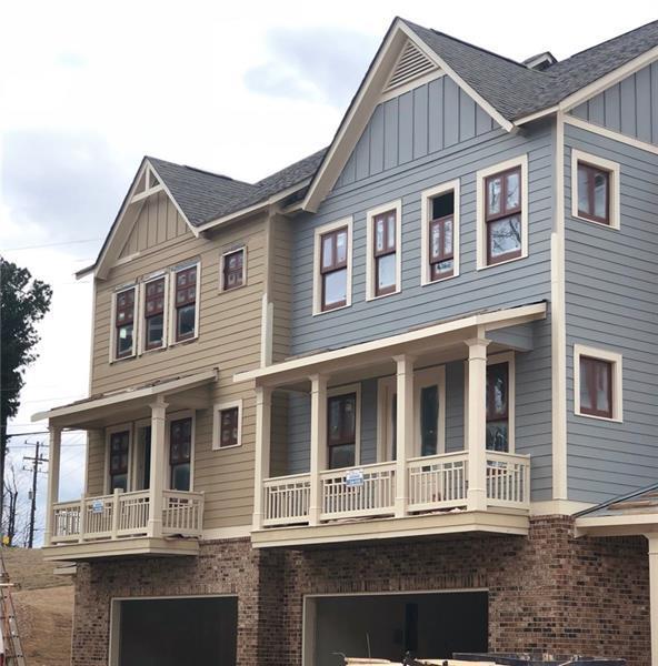 12559 Arnold Mill Road #13, Milton, GA 30004 (MLS #5939932) :: The Justin Landis Group