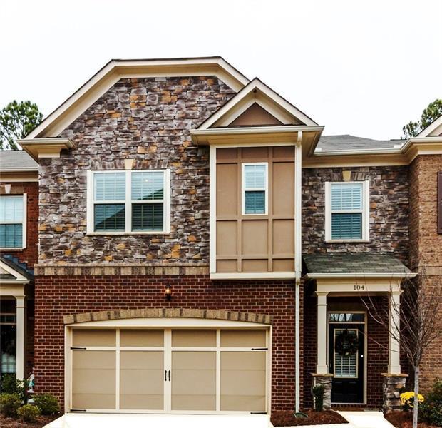 104 Bradford Drive, Atlanta, GA 30328 (MLS #5940540) :: Carr Real Estate Experts