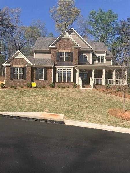 1264 Chipmunk Forest Chase, Powder Springs, GA 30127 (MLS #5953452) :: Carr Real Estate Experts