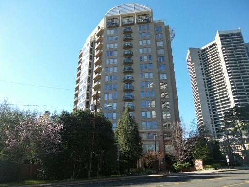 2626 Peachtree Road NW #706, Atlanta, GA 30305 (MLS #5970207) :: Buy Sell Live Atlanta