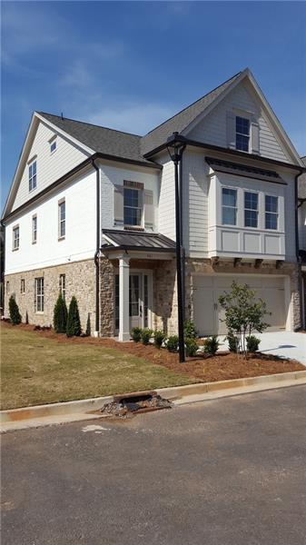 461 Springer Bend NW, Marietta, GA 30060 (MLS #5972842) :: The Bolt Group