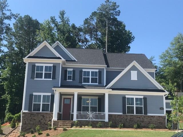 3834 Whithorn Way, Kennesaw, GA 30152 (MLS #5981171) :: RE/MAX Paramount Properties