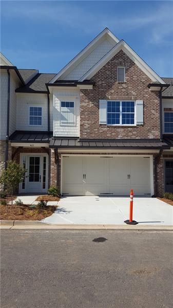 465 NW Springer Bend NW, Marietta, GA 30060 (MLS #5981570) :: The Bolt Group