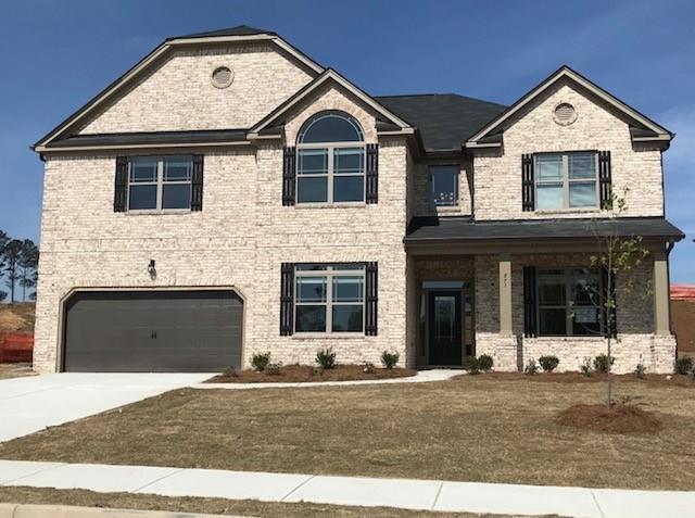 871 Stonebranch Drive, Loganville, GA 30052 (MLS #5982927) :: North Atlanta Home Team