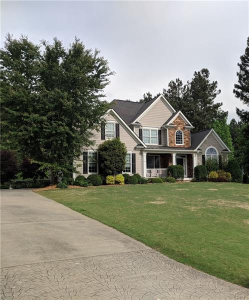 148 Creek Side Way, Ball Ground, GA 30107 (MLS #5988051) :: The Bolt Group