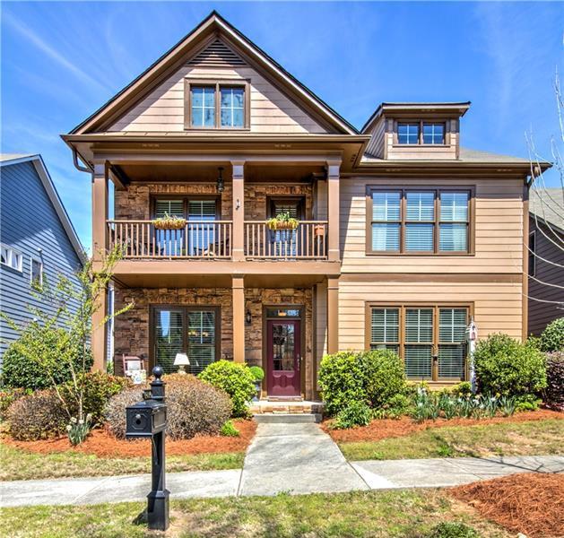 4834 Backbay Street, Suwanee, GA 30024 (MLS #5993552) :: Carr Real Estate Experts