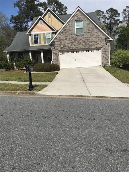 992 Ashton Park Drive SE, Lawrenceville, GA 30045 (MLS #6003945) :: The North Georgia Group