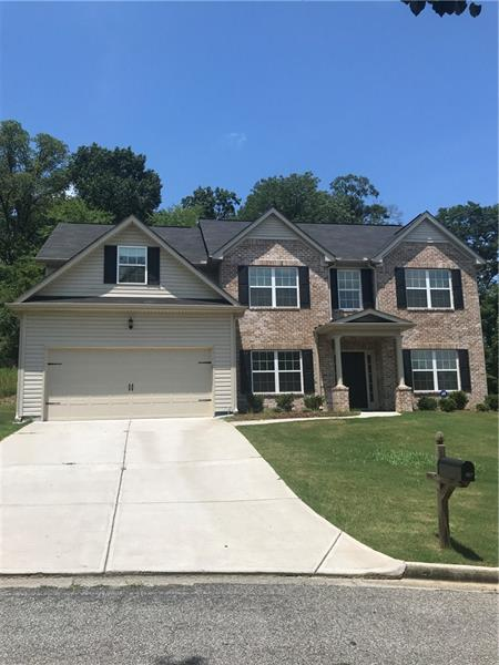 5976 Rosie Lane SE, Mableton, GA 30126 (MLS #6007599) :: Iconic Living Real Estate Professionals
