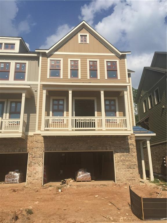113 Quinn Way #24, Milton, GA 30004 (MLS #6024608) :: North Atlanta Home Team