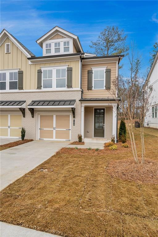 164 Bellhaven Drive #65, Woodstock, GA 30188 (MLS #6032551) :: The Cowan Connection Team