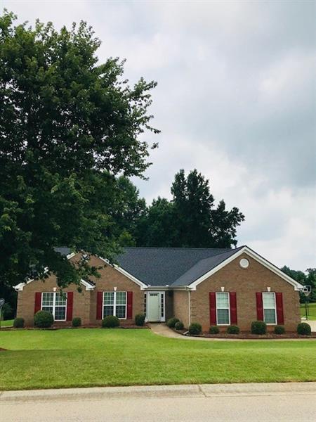 134 Psalms Drive, Jefferson, GA 30549 (MLS #6034330) :: RE/MAX Paramount Properties