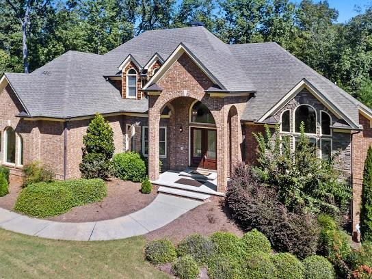 5431 Spinnaker Lane, Gainesville, GA 30504 (MLS #6046885) :: RE/MAX Paramount Properties
