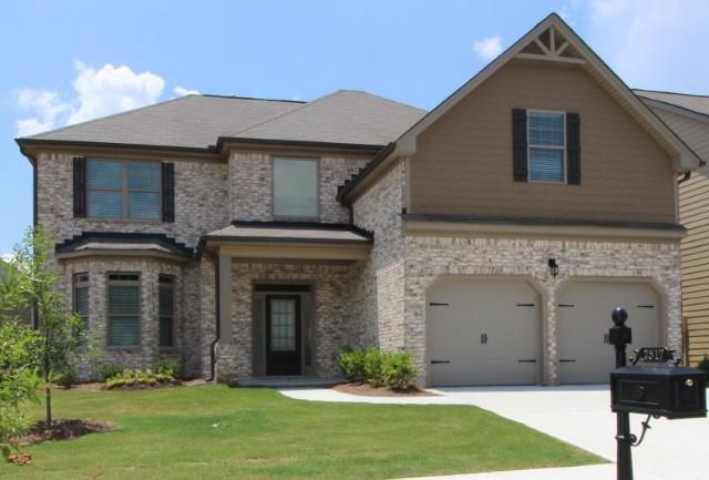 1612 Matt Springs Drive, Lawrenceville, GA 30045 (MLS #6058102) :: RCM Brokers