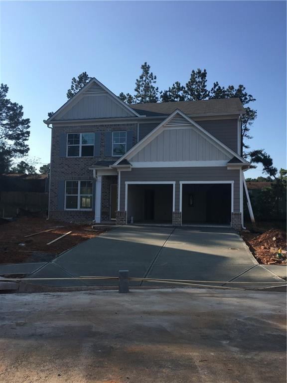 4328 Lidell Lane, Austell, GA 30106 (MLS #6060062) :: North Atlanta Home Team