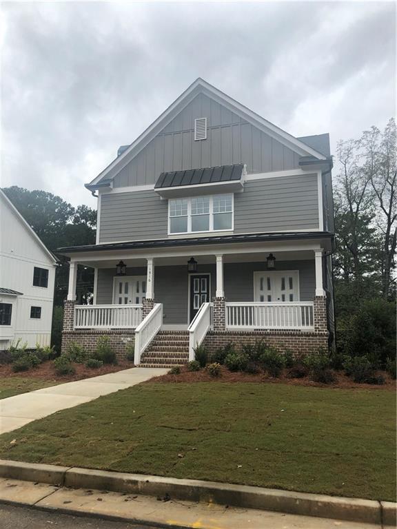 1916 Park Chase Lane, Atlanta, GA 30324 (MLS #6063777) :: RE/MAX Paramount Properties