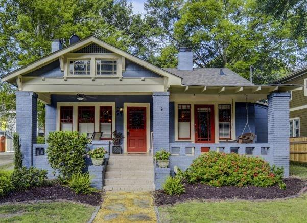 244 Mathews Avenue NE, Atlanta, GA 30307 (MLS #6071431) :: Iconic Living Real Estate Professionals