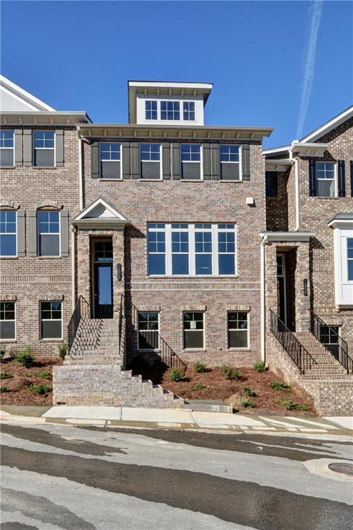 1306 Harris Way #45, Brookhaven, GA 30319 (MLS #6072501) :: Iconic Living Real Estate Professionals