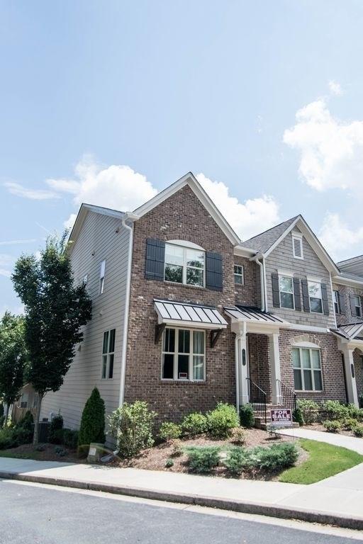 1693 Hammock Drive, Smyrna, GA 30080 (MLS #6073591) :: RE/MAX Paramount Properties