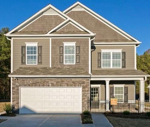 167 Cherokee Reserve Circle, Canton, GA 30115 (MLS #6077754) :: Rock River Realty