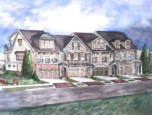 300 Via Del Corso, Woodstock, GA 30188 (MLS #6096855) :: North Atlanta Home Team