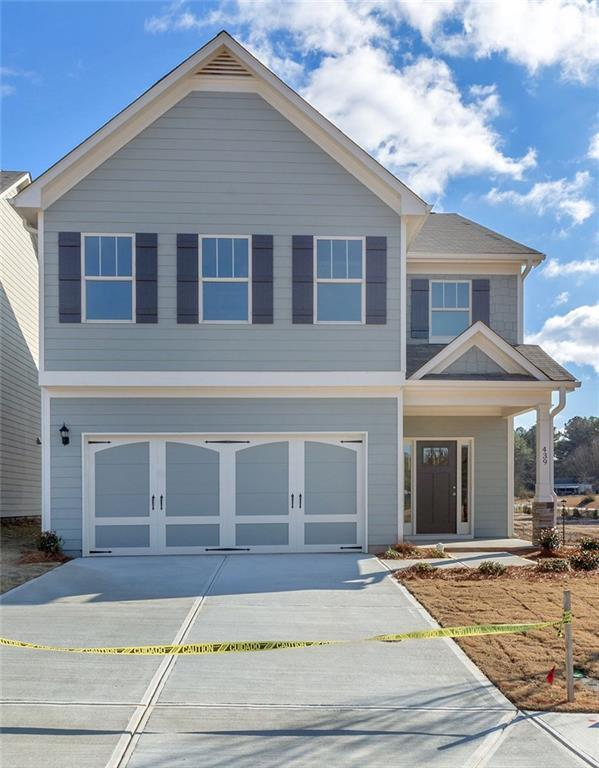 439 Omnia Ridge Way, Lawrenceville, GA 30044 (MLS #6097912) :: Kennesaw Life Real Estate