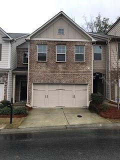 2349 Whiteoak Bend SE #22, Smyrna, GA 30080 (MLS #6108385) :: Kennesaw Life Real Estate