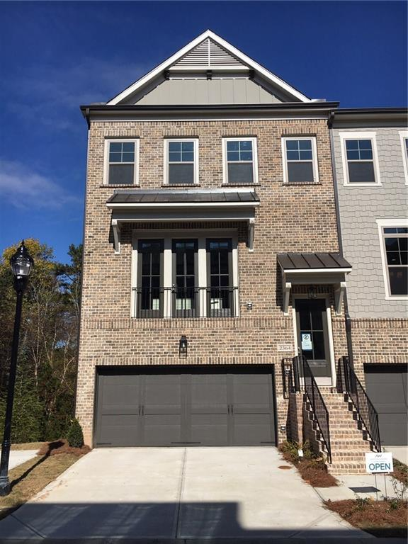 3796 Huger Place SE #31, Smyrna, GA 30080 (MLS #6109738) :: North Atlanta Home Team