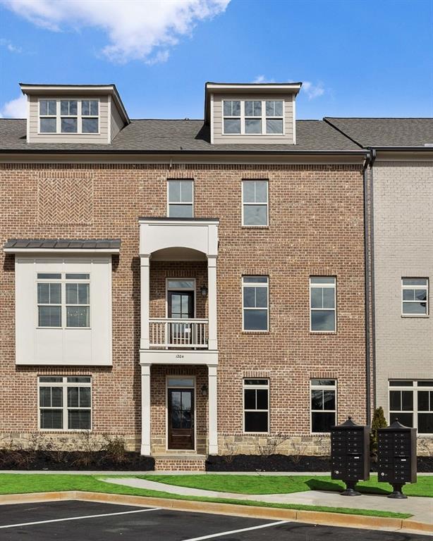 1204 SE Stone Castle Circle #2, Smyrna, GA 30080 (MLS #6124399) :: Iconic Living Real Estate Professionals