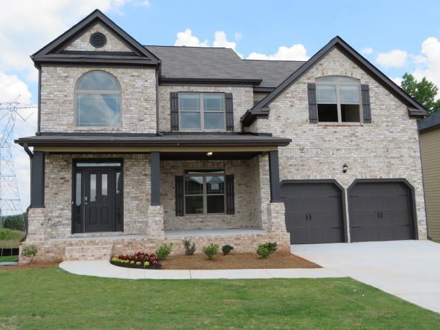 503 Caledon Way, Hampton, GA 30228 (MLS #6129160) :: Iconic Living Real Estate Professionals
