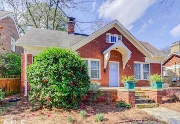 608 Hardendorf Avenue NE, Atlanta, GA 30307 (MLS #6503117) :: The Zac Team @ RE/MAX Metro Atlanta