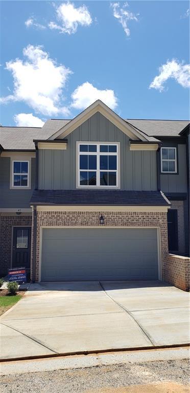 47 Wisteria Court B9, Winder, GA 30680 (MLS #6510578) :: RE/MAX Paramount Properties