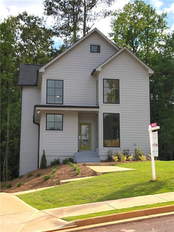 1755 East Lake Forest Trace, Atlanta, GA 30316 (MLS #6518545) :: The Zac Team @ RE/MAX Metro Atlanta