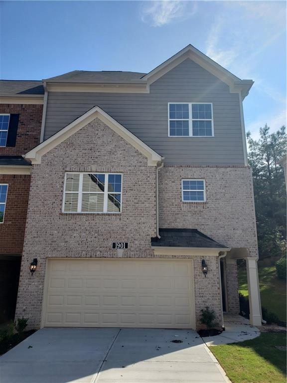 1901 E Glen Ivy, Marietta, GA 30062 (MLS #6522149) :: RE/MAX Paramount Properties