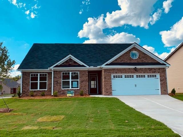 1264 Brookstone Circle NE, Conyers, GA 30012 (MLS #6528179) :: North Atlanta Home Team