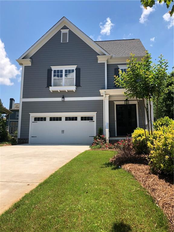 309 Grant Court, Canton, GA 30114 (MLS #6555469) :: The Zac Team @ RE/MAX Metro Atlanta