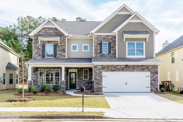 7014 Demeter Drive, Atlanta, GA 30349 (MLS #6580160) :: North Atlanta Home Team