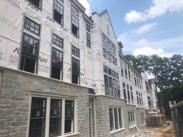 263 Devin Place NE #24, Atlanta, GA 30305 (MLS #6583923) :: The Heyl Group at Keller Williams