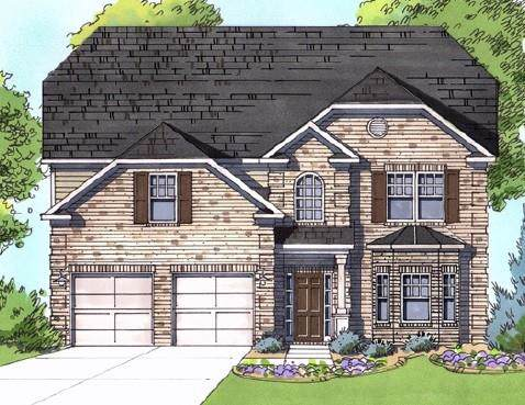 3585 Brookhollow Drive, Douglasville, GA 30135 (MLS #6595427) :: North Atlanta Home Team