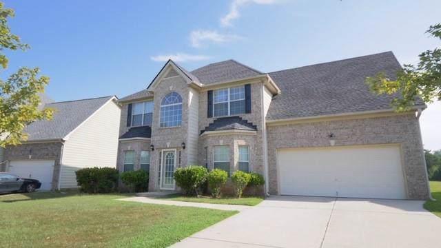 4018 Dinmont Chase, Atlanta, GA 30349 (MLS #6610826) :: North Atlanta Home Team