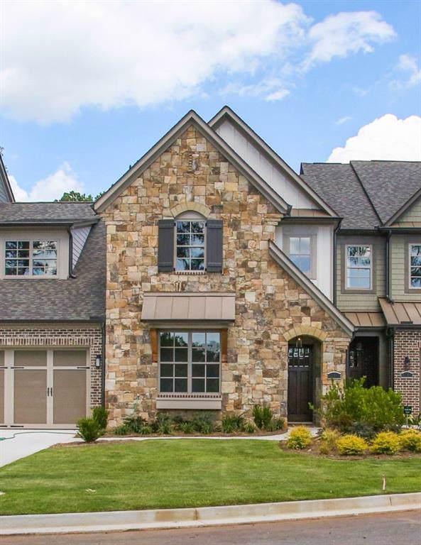 4161 Avid Park NE #13, Marietta, GA 30062 (MLS #6612552) :: North Atlanta Home Team