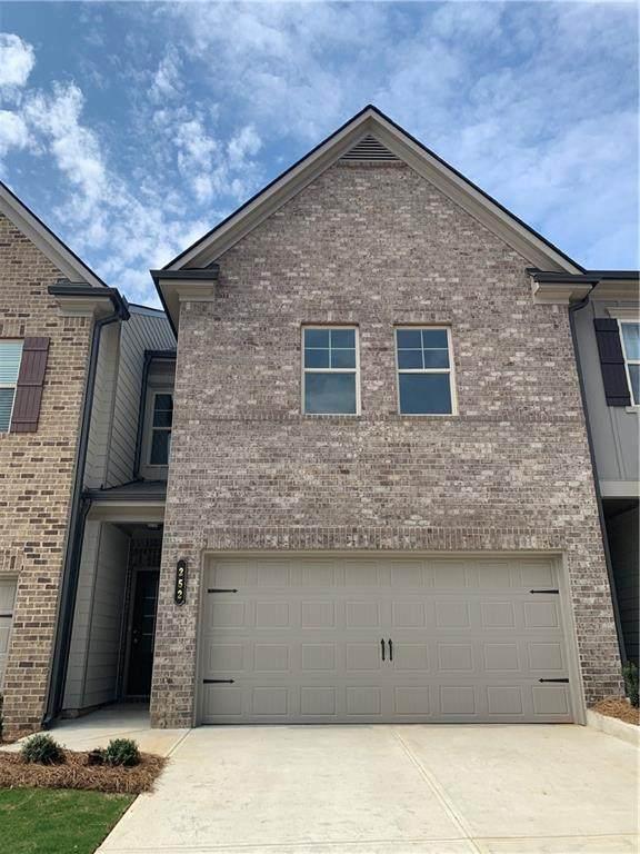 252 Quay Drive, Lawrenceville, GA 30044 (MLS #6617100) :: Charlie Ballard Real Estate
