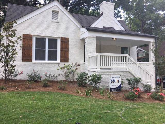 1302 Beecher Street SW, Atlanta, GA 30310 (MLS #6620258) :: The North Georgia Group
