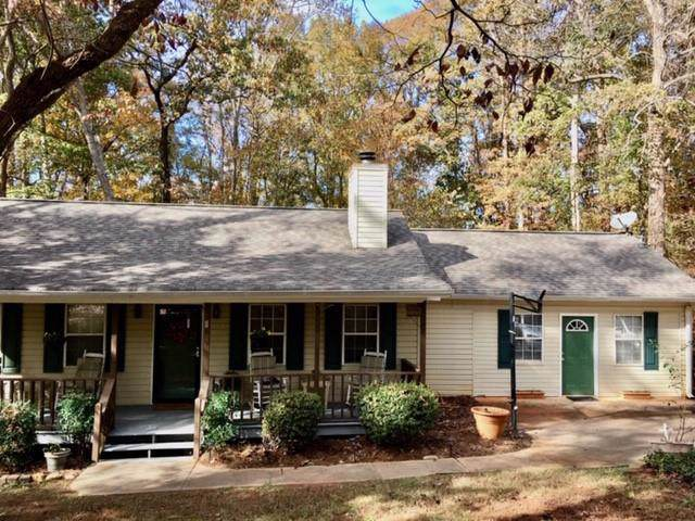 5538 Concord Circle, Gainesville, GA 30507 (MLS #6623415) :: The Realty Queen Team