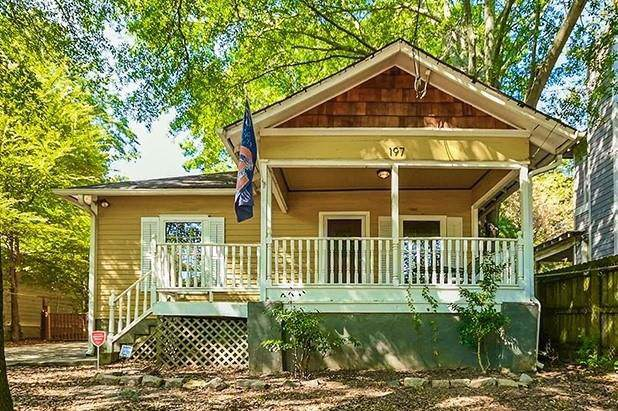 197 3rd Avenue SE, Atlanta, GA 30317 (MLS #6627971) :: Team RRP | Keller Knapp, Inc.