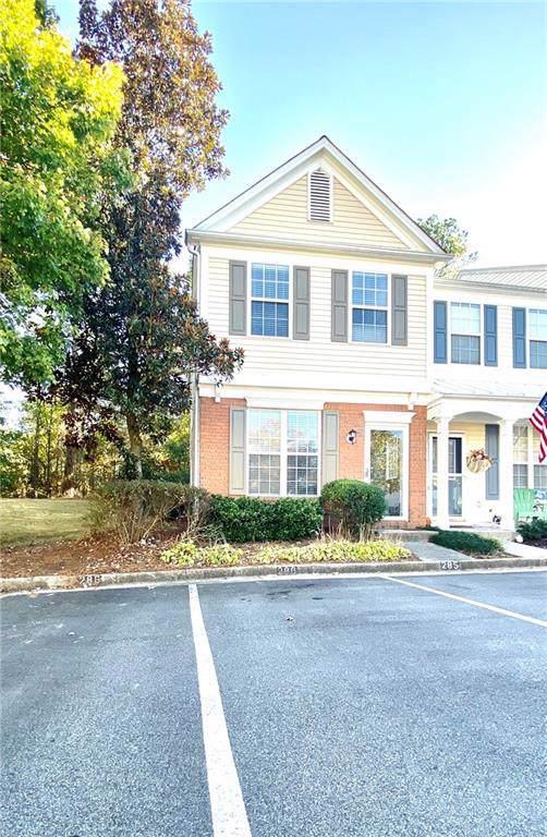 286 Devonshire Drive #286, Alpharetta, GA 30022 (MLS #6627978) :: North Atlanta Home Team