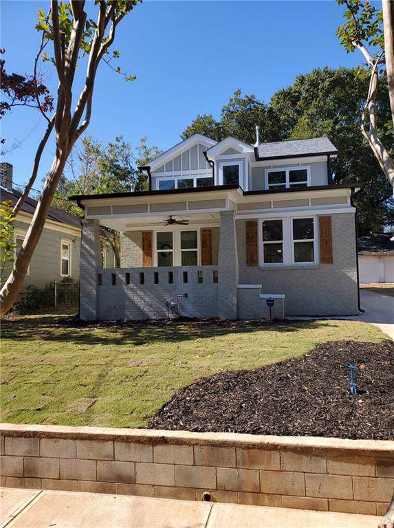 1405 Athens Avenue, Atlanta, GA 30310 (MLS #6632560) :: Kennesaw Life Real Estate