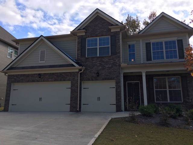 107 Reunion Place, Acworth, GA 30102 (MLS #6637536) :: The Realty Queen Team