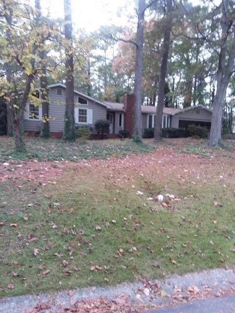 160 John Christopher Drive, Alpharetta, GA 30009 (MLS #6648678) :: Kennesaw Life Real Estate