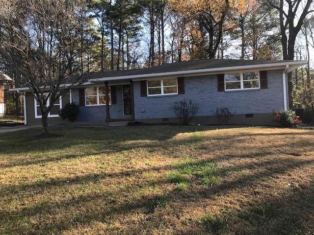 1724 Atherton Drive, Decatur, GA 30035 (MLS #6649579) :: North Atlanta Home Team