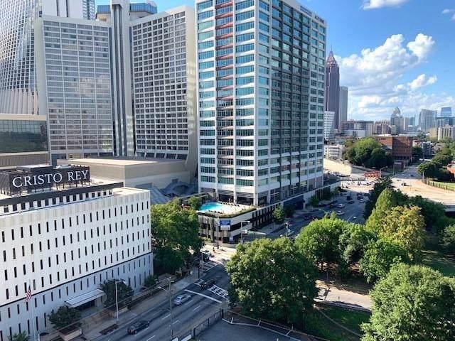 215 Piedmont Avenue NE #403, Atlanta, GA 30308 (MLS #6659355) :: North Atlanta Home Team